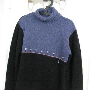 Women's Tristan Lambs Wool sweater